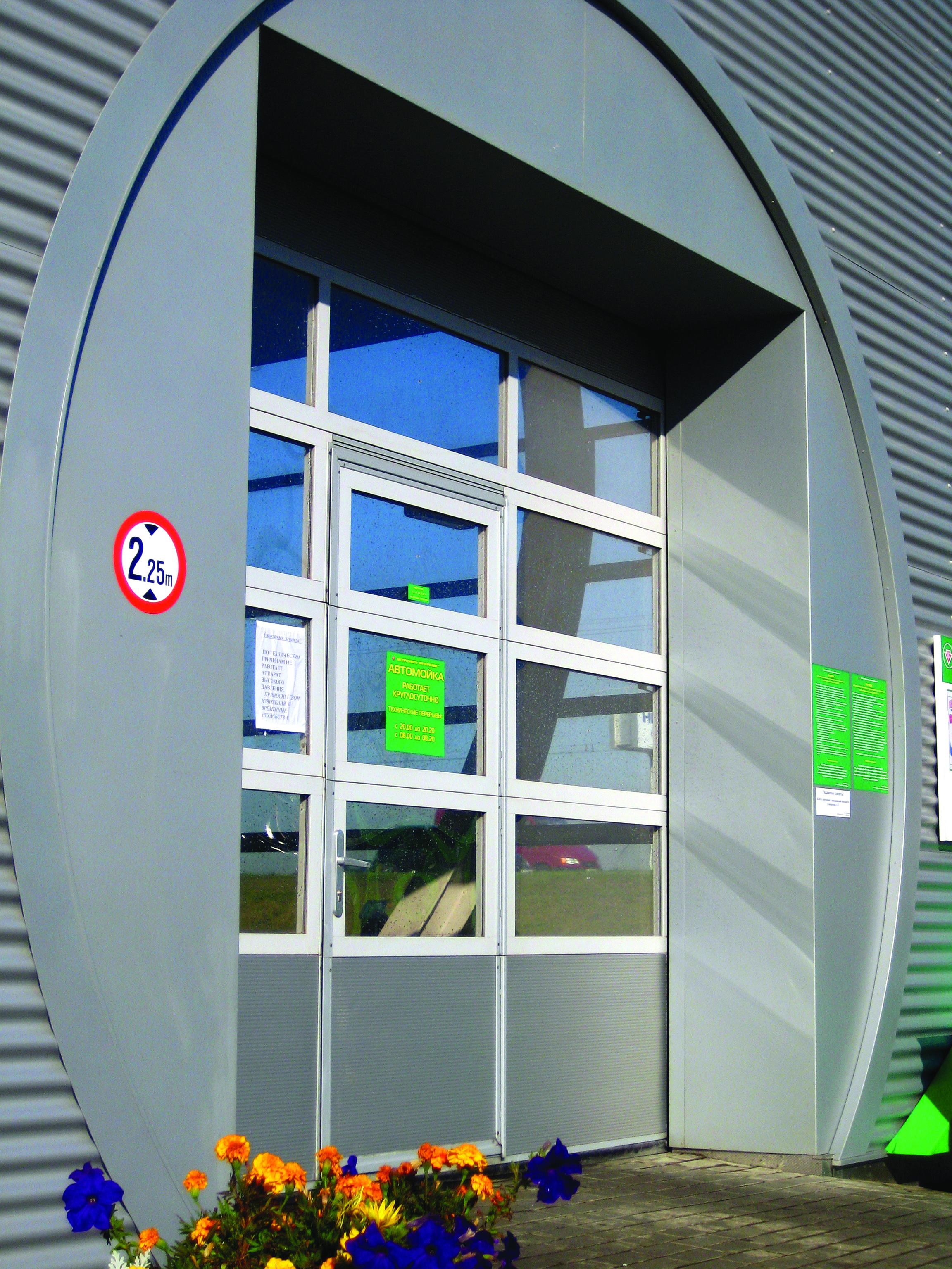 Автоматические ворота кубани